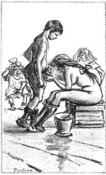 Illustration aus Hetärengespräche
